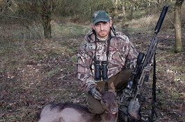 My first fallow after many unsuccessful outings