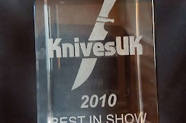 Knives UK award 2010